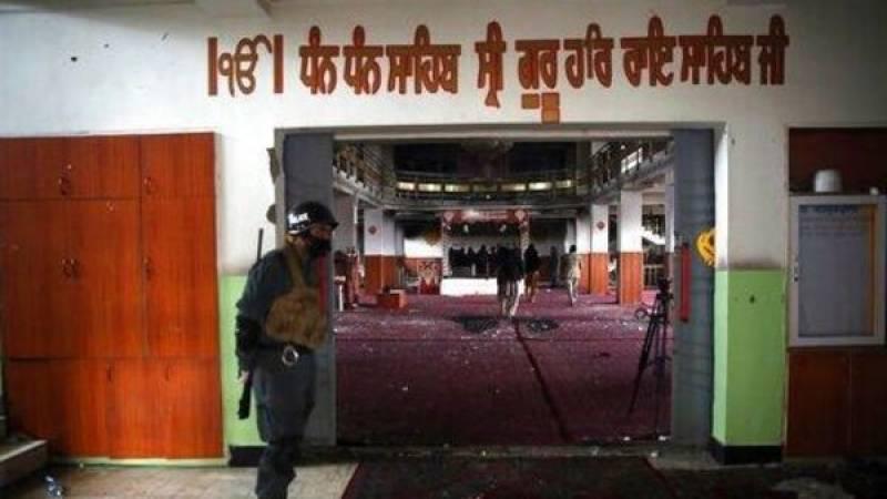 Pakistan rebuffs officially inspired Indian media reports over Kabul gurdawara attack