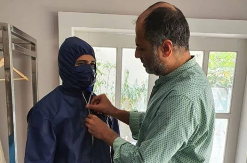 Deepak Perwani joins the cause of designing protective suits for doctors