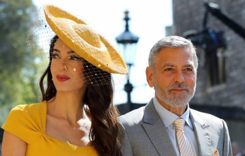 George Clooney, Amal Clooney donate over $1 million to coronavirus relief efforts