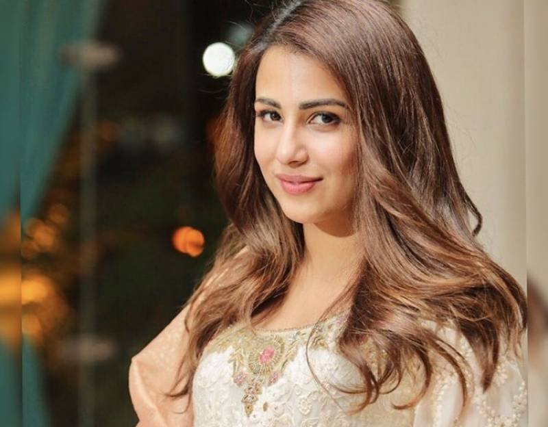I'm absolutely in no position to question doctors and nurses, we owe them our lives: Ushna Shah