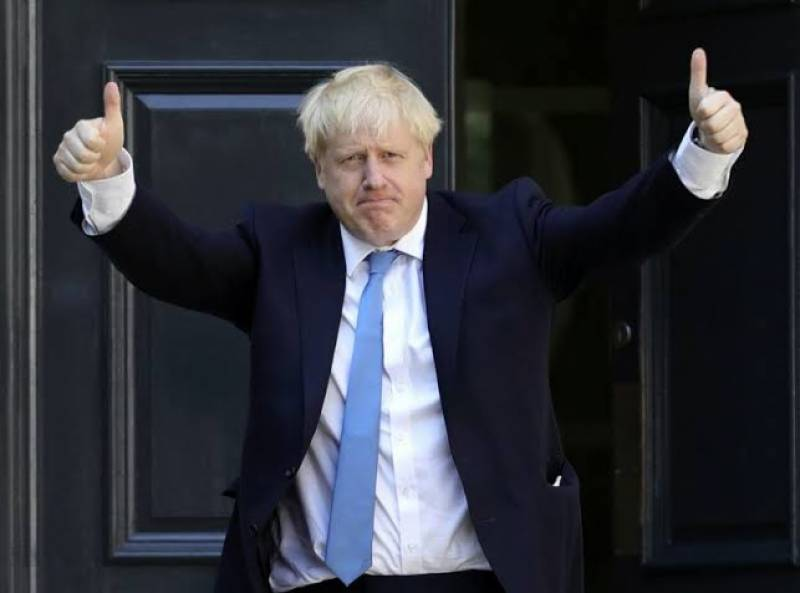 Boris Johnson leaves hospital after recovering from coronavirus