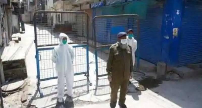 Coronavirus spread: 13 areas in Lahore sealed