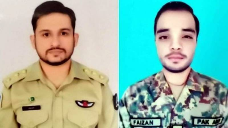 Two Pakistan Army pilots martyred in Gujrat jet crash