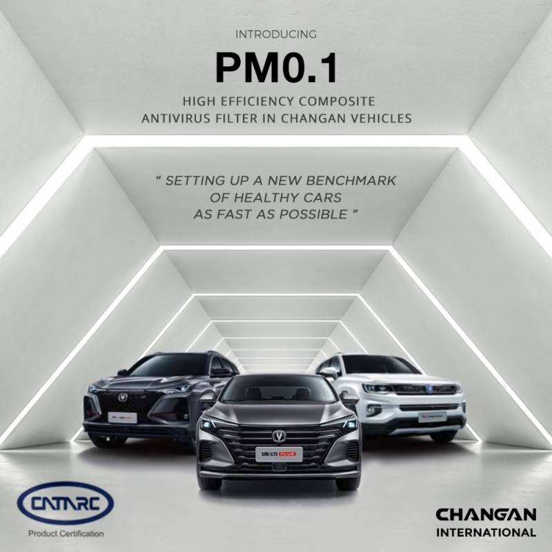 Changan Automobiles introduces 'protective cars technology' in its product ranges