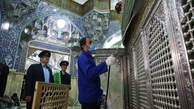 Coronavirus deaths below 100 for second day in Iran