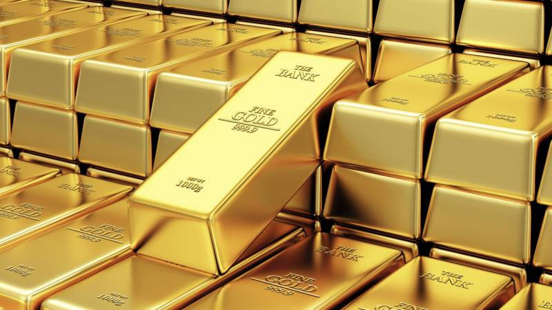 Gold hits all-time high in Pakistan, crosses Rs100,000/tola mark amid coronavirus outbreak