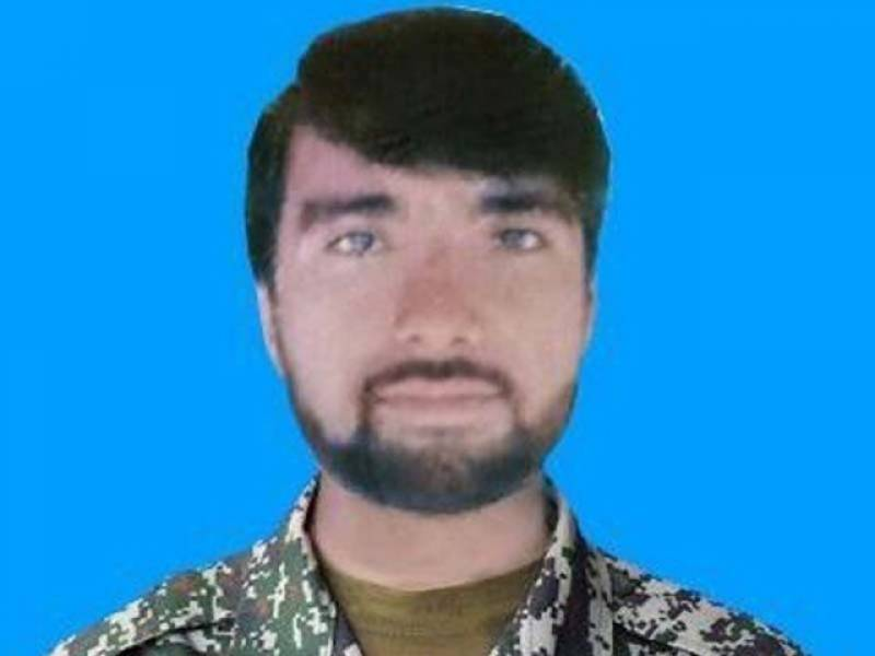 Lance Naik Irshad embraces martyrdom in N Waziristan operation against terrorists