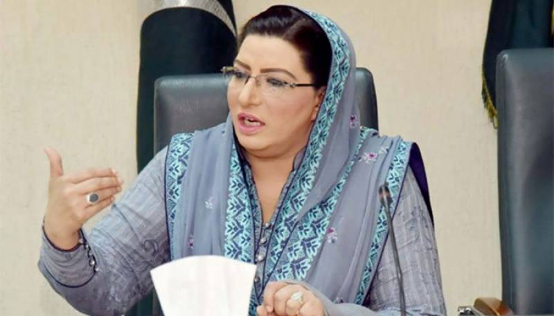 Provinces free to make decision about lockdown after 18th amendment: Firdous Awan