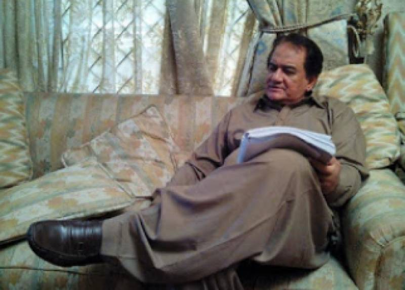 Lollywood TV legend Syed Asad Bukhari passes away