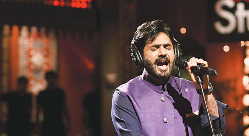 Abrar-ul-Haq to perform online concert for 'free'