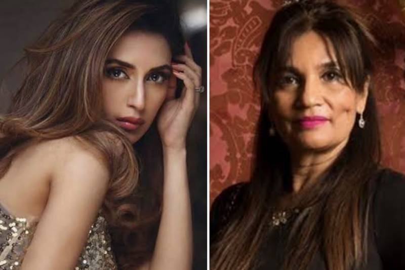 Frieha Altaf labels Iman Aly's interview 'a cheap publicity stunt'