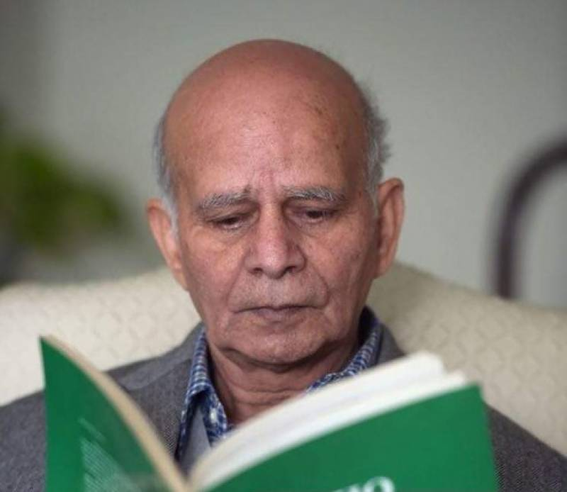 Pakistani journalist Shahid-ur-Rehman dies of heart attack
