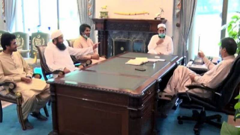 PM Imran seeks Ulema's cooperation to contain spread of COVID-19