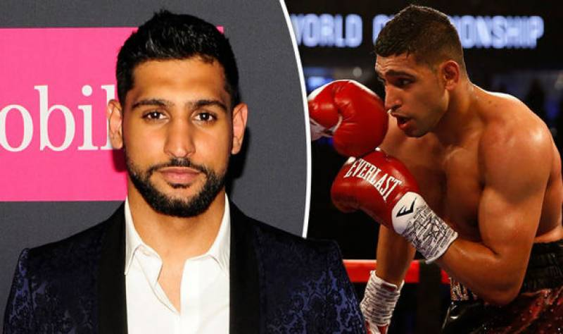 Amir Khan urges overseas Pakistanis to help country fight COVID-19