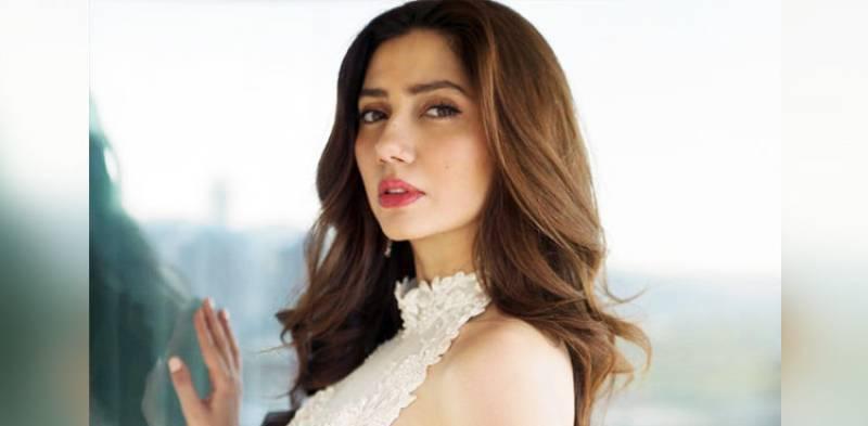 Mahira Khan reveals she is in love