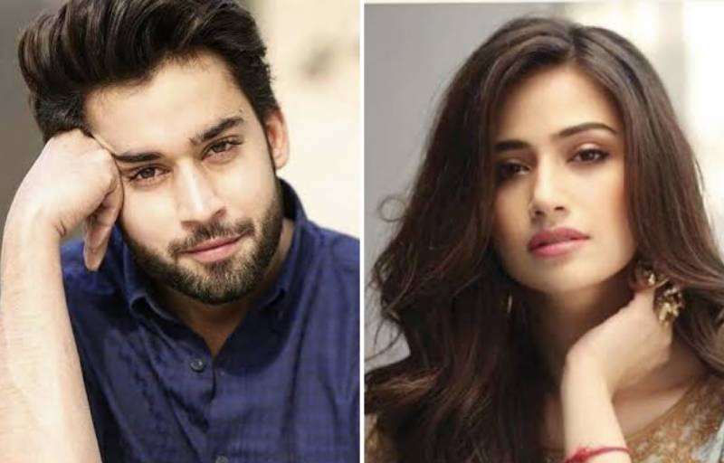 Bilal Abbas and Sana Javed to star together in Fahad Mustafa's modern thriller