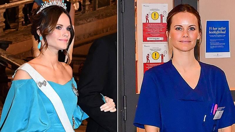 Sweden's Princess Sofia joins fight against coronavirus outbreak
