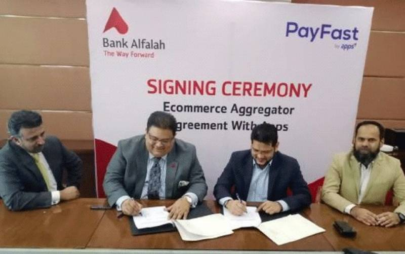 Bank Alfalah & PayFast collaborate to disrupt online payments