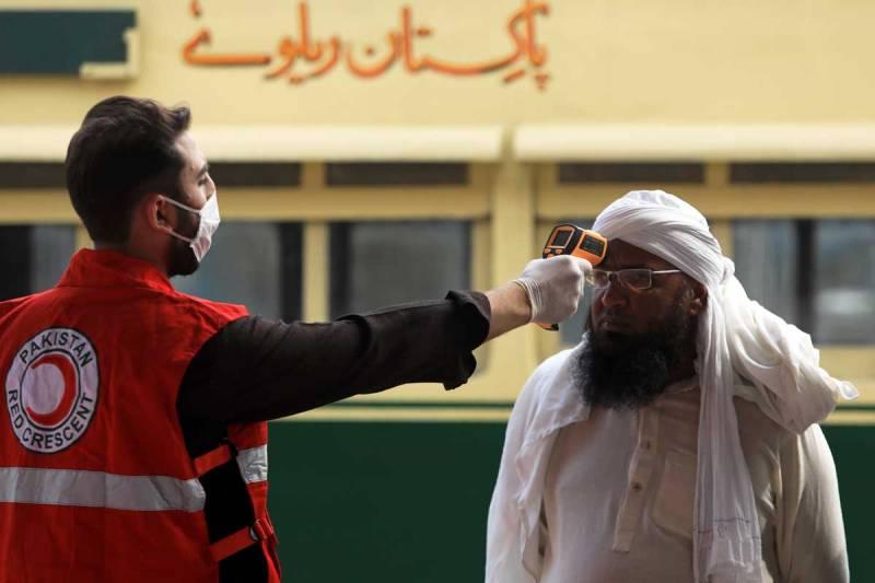 Pakistan Railways employees donate 1-day salary to PM's Corona Relief Fund