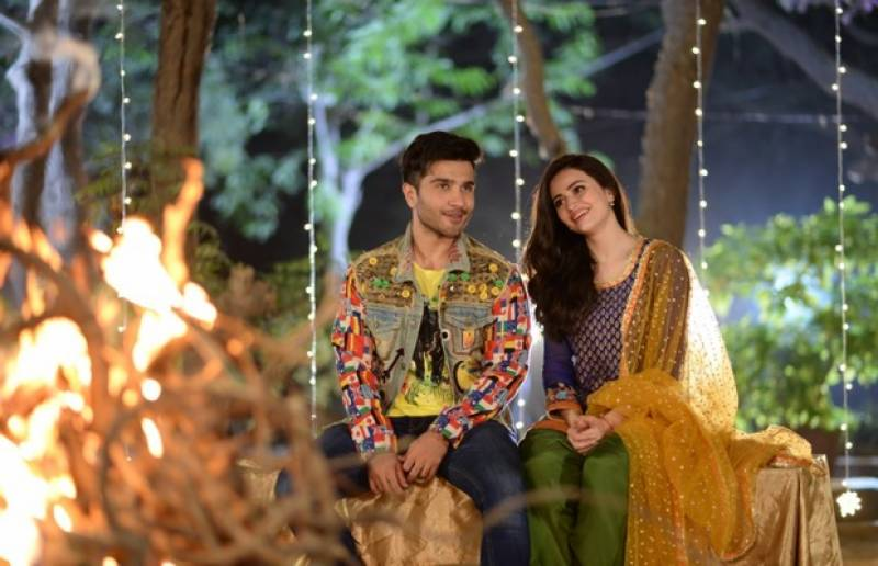 Feroze Khan, Sana Javed's Romeo Weds Heer is now available on Amazon Prime