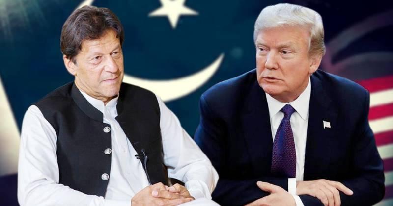 Imran Khan, Donald Trump discuss COVID-19 situation on phone