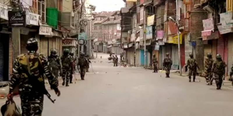 Indian troops kill four Kashmiri youth in IOK