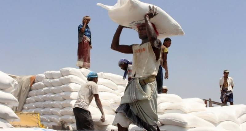 UN warns risk of 'biblical' famines across the world due to COVID-19