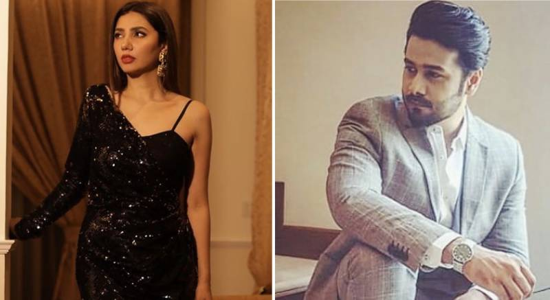 I have a huge crush on Mahira Khan and it's been 10 years: Ali Abbas