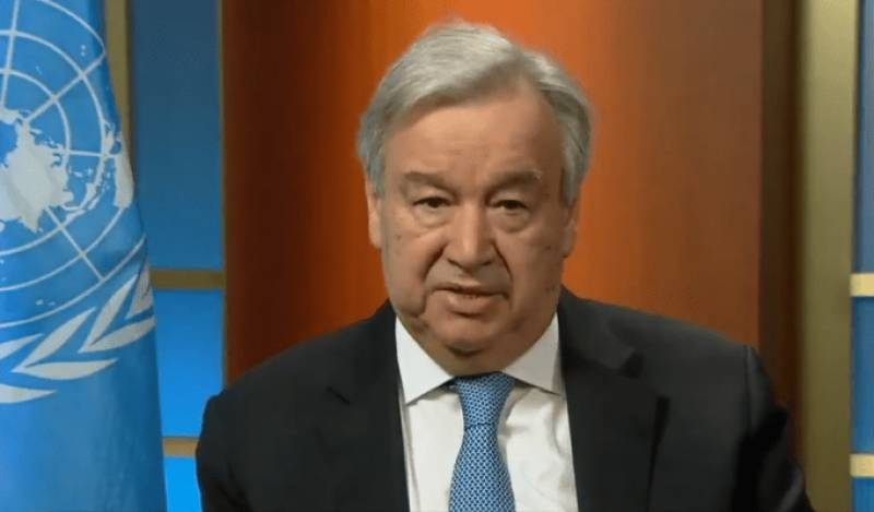 UN chief extends warmest wishes to Muslims on Ramazan's eve