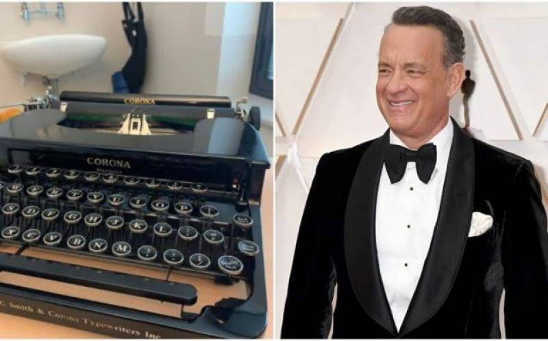 Tom Hanks gives a boy named Corona a special gift after he's bullied