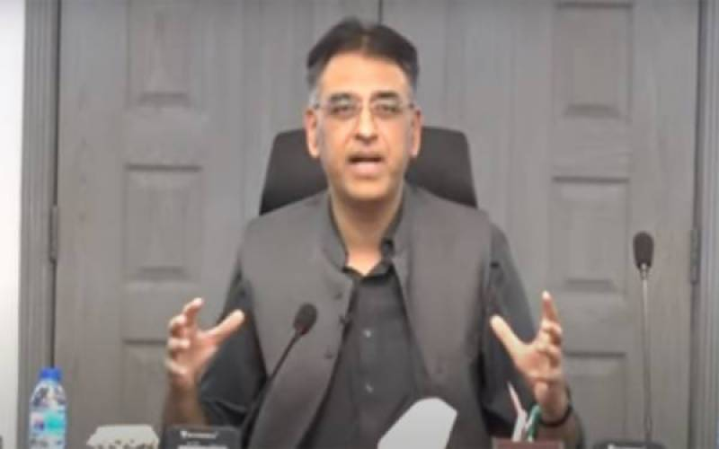 Corona's threat is not over, may have to live with the disease for some time: Asad Umar