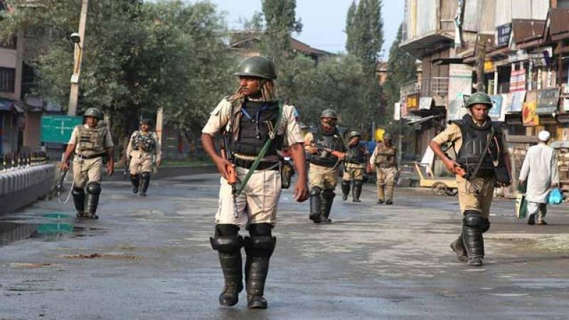 Indian troops kill three more youth in IOK, toll rises to 9 since Wednesday