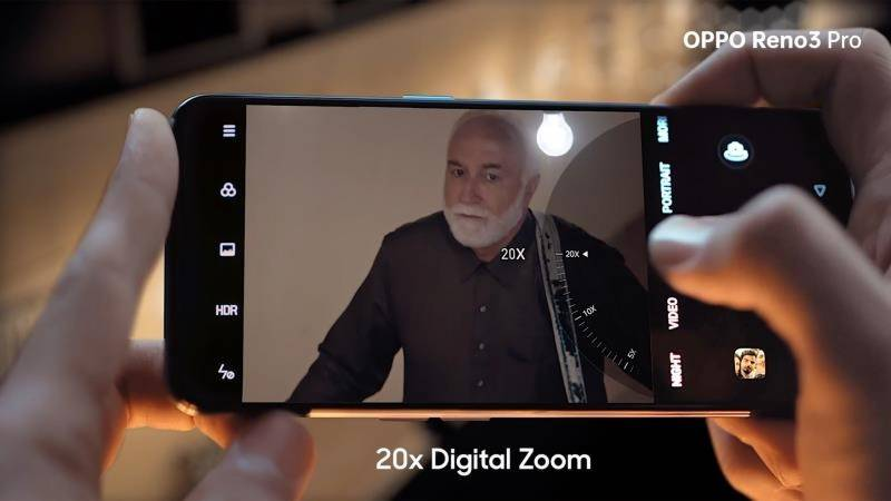 OPPO rejoices tradition with Sheheryar Munavar in Reno3 Pro Ramadan campaign