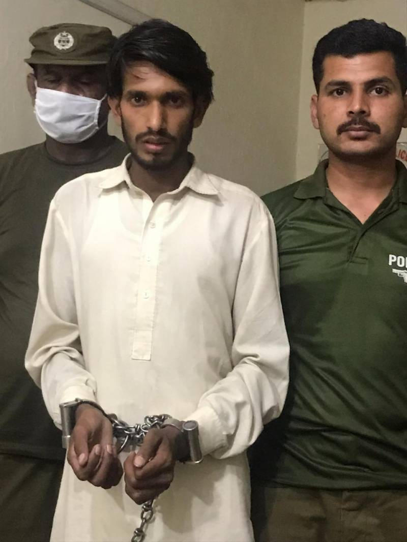 Molester of six-year-old Lahore girl arrested