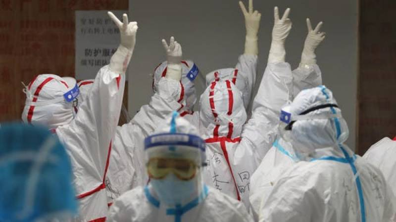 Wuhan hospital discharges last COVID-19 patient