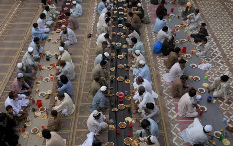 Ramazan 2020: Fitra fixed at Rs100 per head in Pakistan
