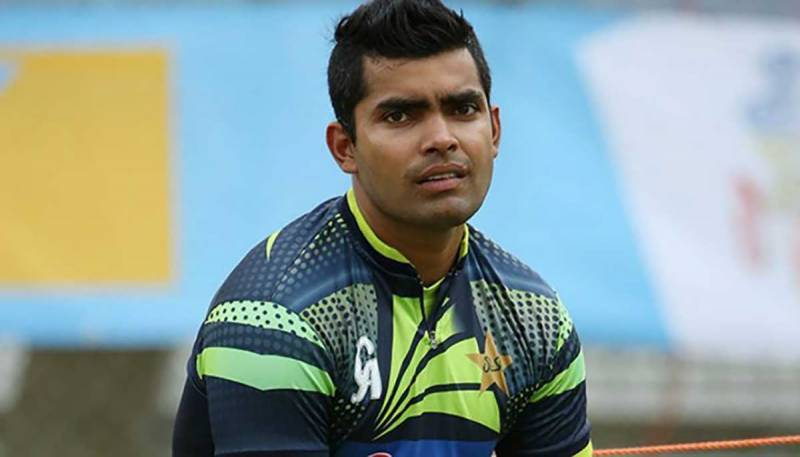 Umar Akmal banned from all forms of cricket