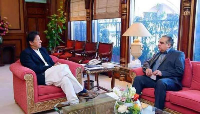 PM Imran prays for speedy recovery of Sindh Governor from coronavirus
