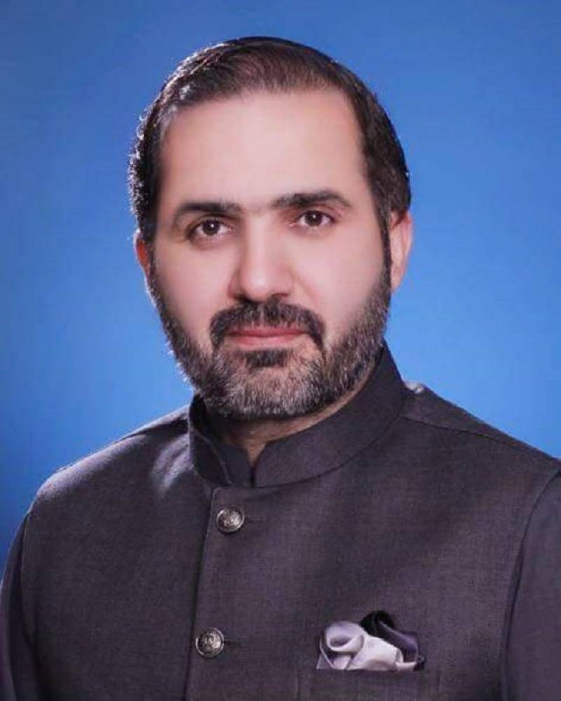 Senator Mirza Muhammad Afridi tests positive for COVID-19
