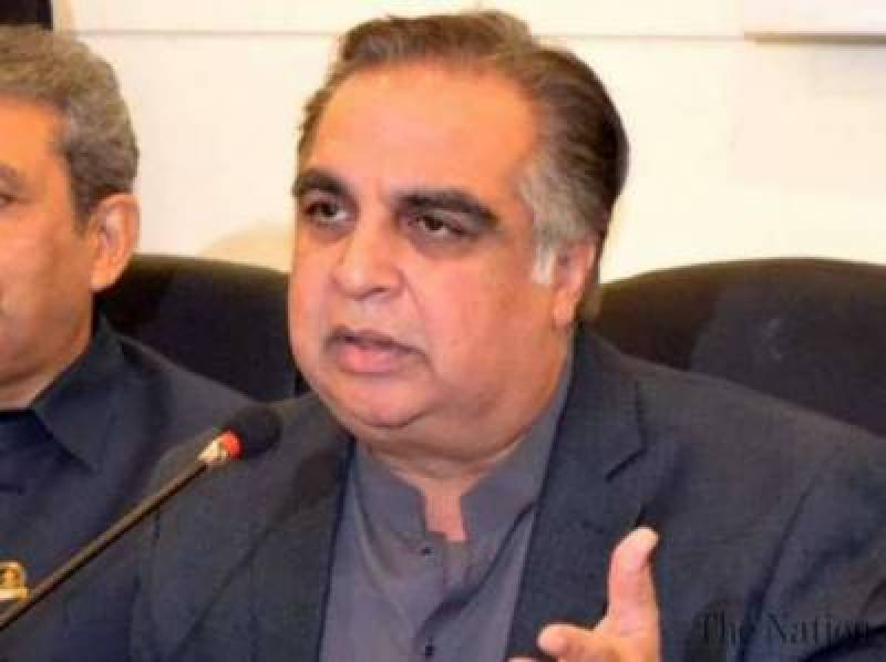 Sindh Governor Imran Ismail tested positive for COVID-19