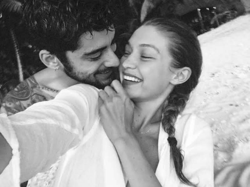 Gigi Hadid is reportedly pregnant with her & Zayn Malik's first baby