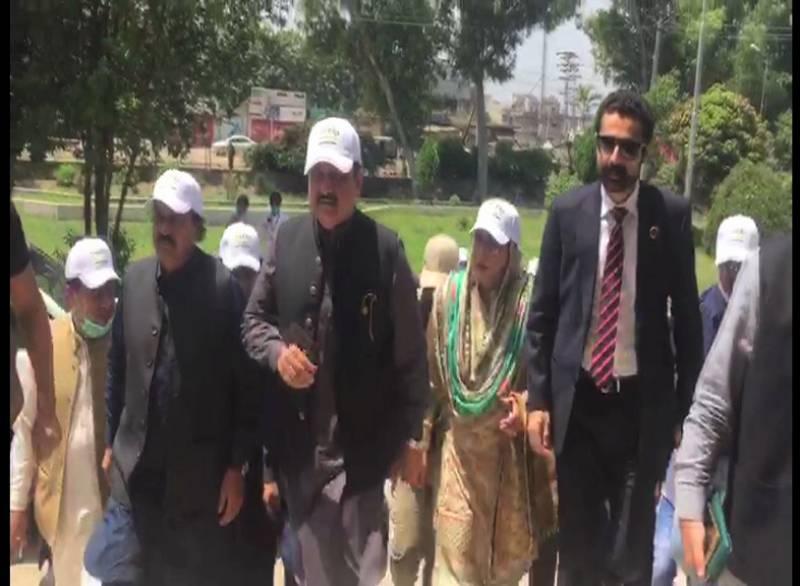 COVID-19 pandemic:CM Buzdar inaugurates Tiger Force in Sialkot