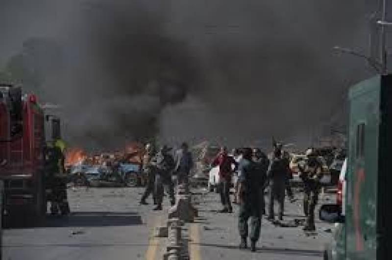 Kabul suicide blast claims three lives
