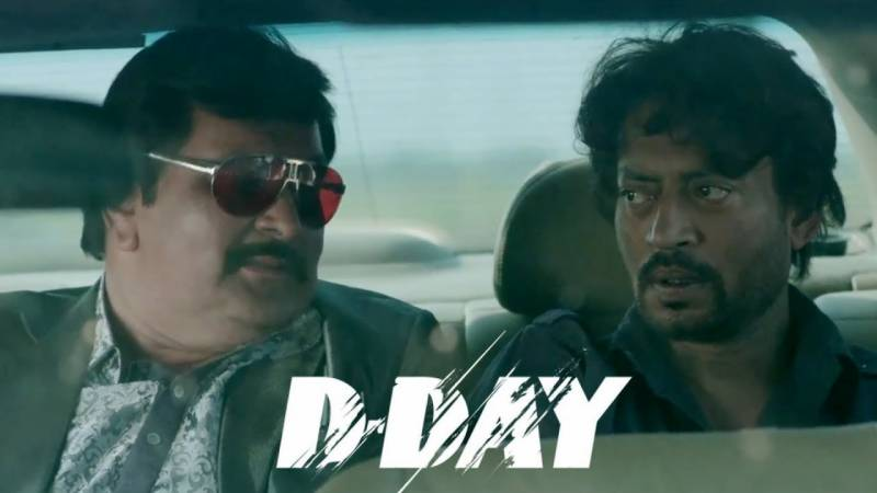 Rishi Kapoor, Irrfan Khan's scene from 'D Day' goes viral after actors' death