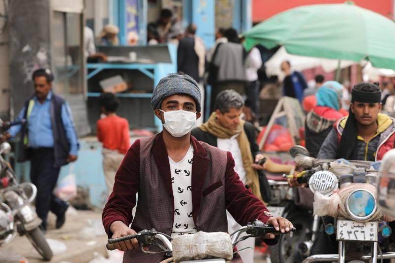 War-torn Yemen reports first coronavirus deaths