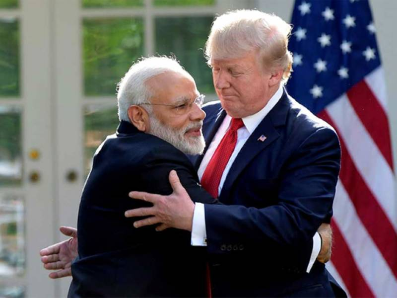 White House unfollows Indian PM Modi on Twitter
