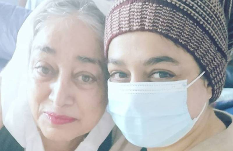 Nadia Jamil to go for her first chemotherapy on Friday