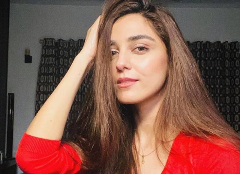 Maya Ali is back on social media
