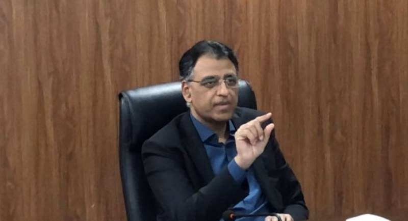 Inflation rate to continue falling in coming months: Asad Umar