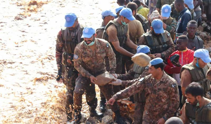 UN acknowledges services of Pakistani Peacekeepers in Congo